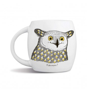 Cup Orner Store Happy Owl