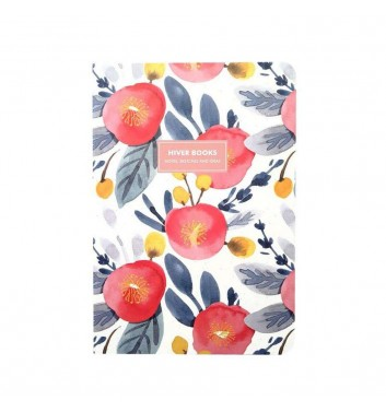 Скетчбук Hiver Books Blossom: А5 (XL)