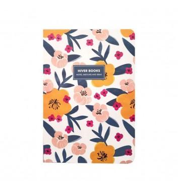Скетчбук Hiver Books Fuchsia: А5 (XL)