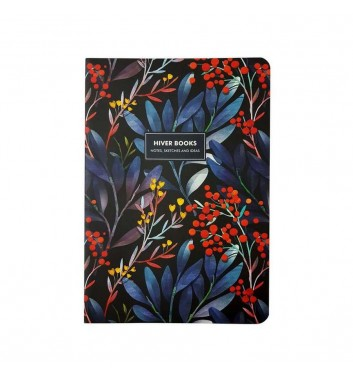 Скетчбук Hiver Books Bloom: А5 (XL)