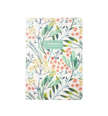 Скетчбук Hiver Books Greenery: А5 (XL)