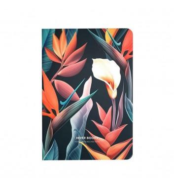 Скетчбук Hiver Books Flora: А5 (XL)