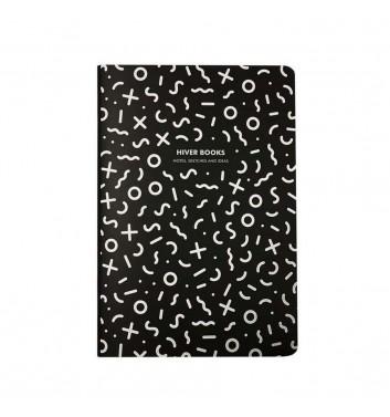 Скетчбук Hiver Books Type: А5 (XL)