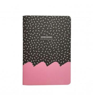 Скетчбук Hiver Books Donut: А5 (XL)
