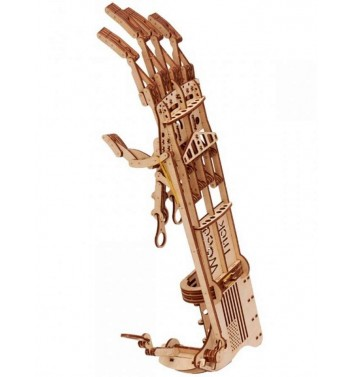 Mechanical 3D puzzle Wood Trick Hand