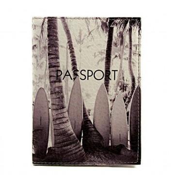 Passport cover Shirma Surfing