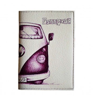 Обложка на паспорт Shirma Volkswagen