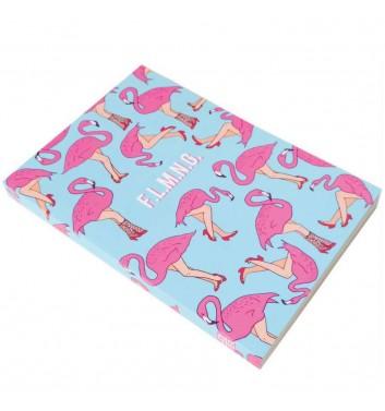 Скетчбук Jotter Flamingo