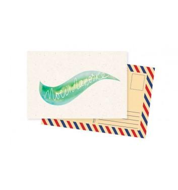 Листівка Mirabella postcards Моїй лапочці