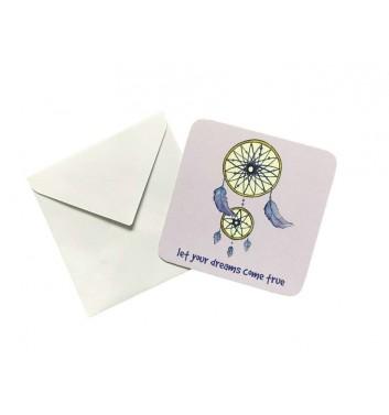 Мини открытка EgiEgi Cards Ловец мечты