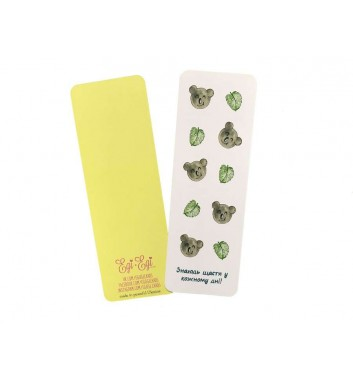 Bookmark EgiEgi Cards Koala