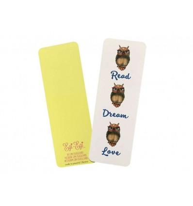 Bookmark EgiEgi Cards Owl