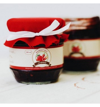 Confiture Raspberry and Chile