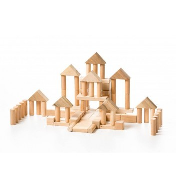 Wooden toy LisLis Constructor Small