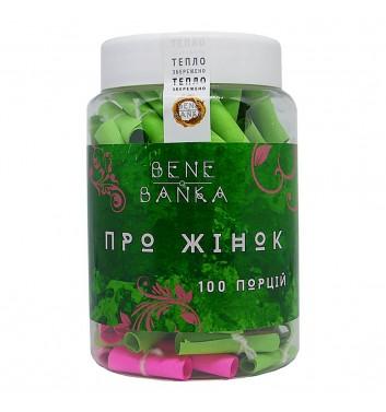 Баночка с пожеланиями Bene Banka О женщинах