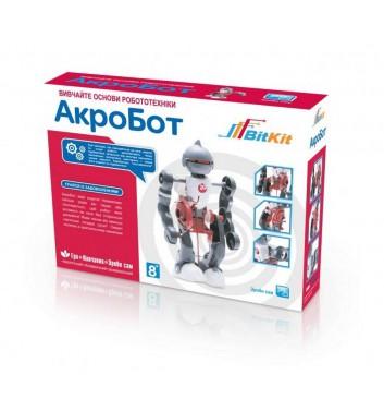 Constructor BitKit Akrobot is a dancing robot