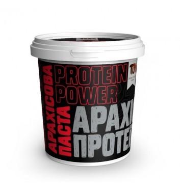 Арахисовая паста TOM (Maslotom) с протеином 500 г