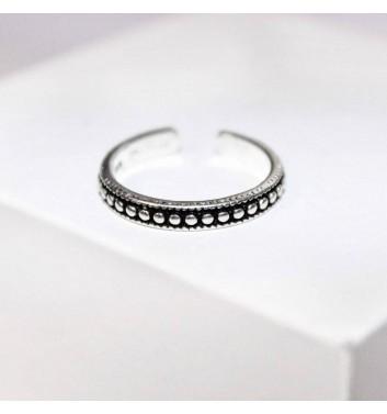 Кольцо Argent jewellery Dark with dots