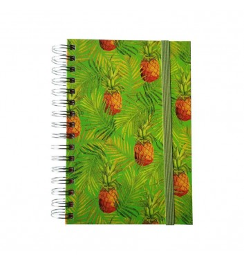 Блокнот MriyTaDiy Pineapple