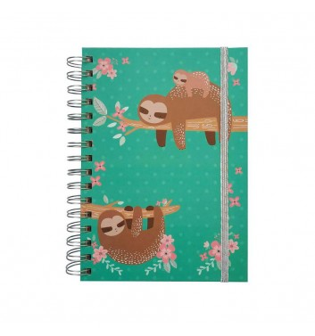 Notebook MriyTaDiy Sloth
