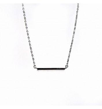 Pendant Argent jewellery Horizontal Stick