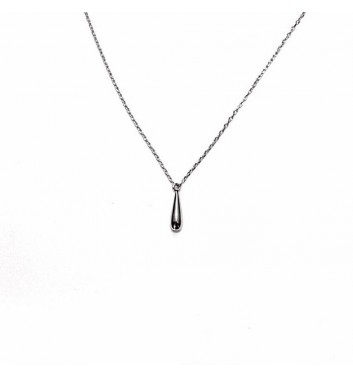 Pendant Argent jewellery Drop