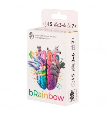 Board Game Fun Games bRainbow