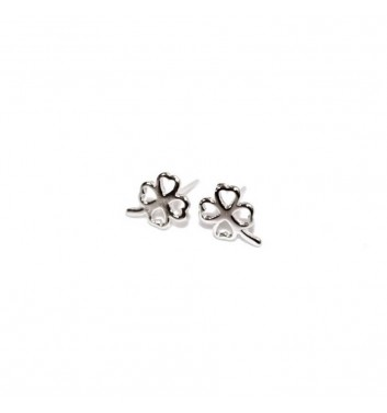 Earrings Argent jewellery Clover