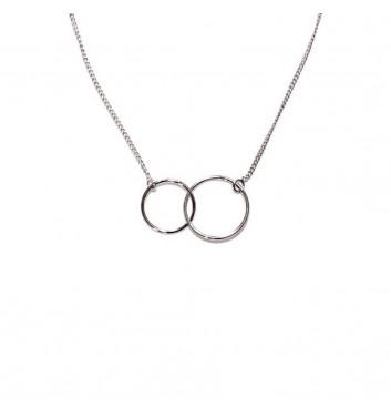 Подвеска Argent jewellery Two Circle