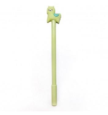 Pen Cuters Alpaca Green