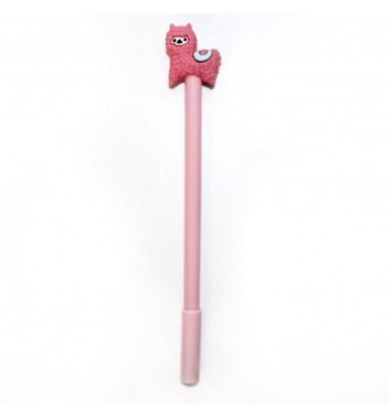 Ручка Cuters Alpaca Pink