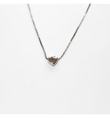 Підвіска Argent jewellery Heart Rounded