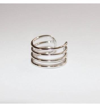 Кольцо Argent jewellery Four lines