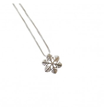 Підвіска Argent jewellery Snowflake