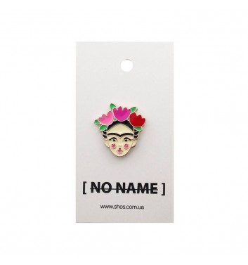 Значок No name Frida Kahlo