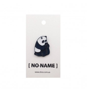 Pin No name Bare Bears Panda
