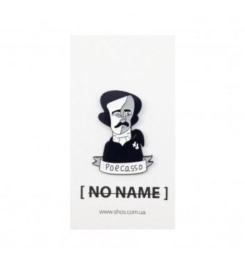 Pin No name Poecasso