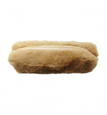 Пенал Cuters Fur Beige