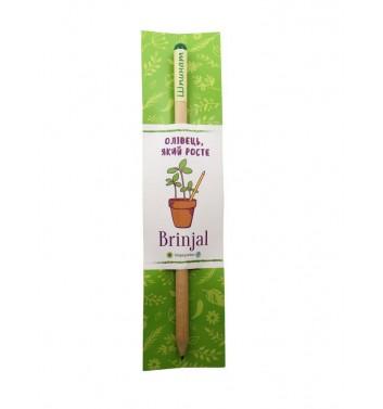 """Eco stick: олівець з насінням """"Шпинат"""""""