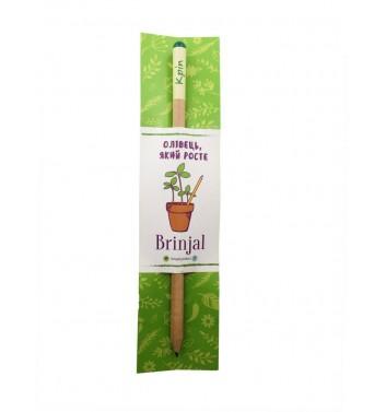 """Eco stick: олівець з насінням """"Кріп"""""""