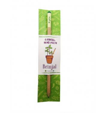 """Pencil with seeds """"Dill"""""""