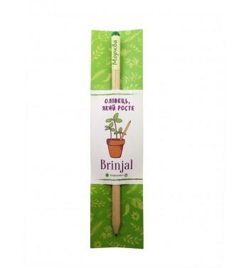 """Eco stick: карандаш с семенами """"Морковь"""""""