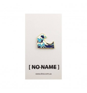 Значок No name Great Wave