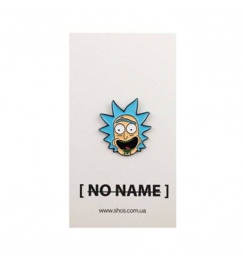 Значок No name Rick and Morty Vol 1