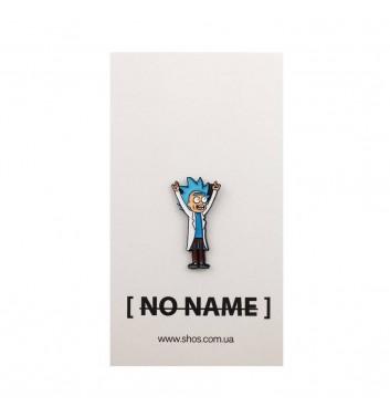 Pin No name Rick and Morty Vol 4