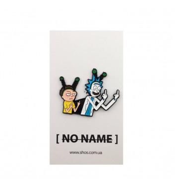 Pin No name Rick and Morty Vol 6