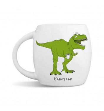 Чашка Orner Store Динозавр