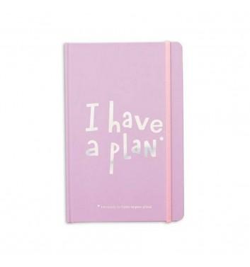 Міні-планер Orner Store I have a plan Violet