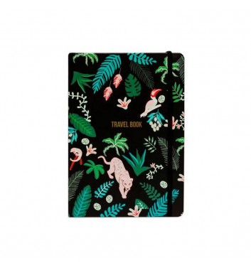 Travel book Orner Store Jungle