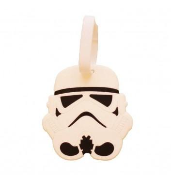 Luggage tag Take me away Stormtrooper